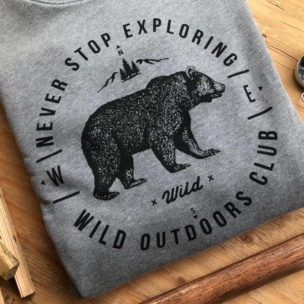 wild outdoor